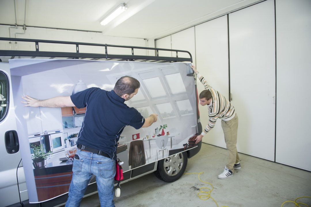 «Car-Wrapping»