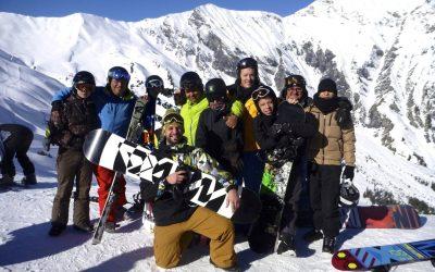 Skilager 2014 Adelboden-Lenk