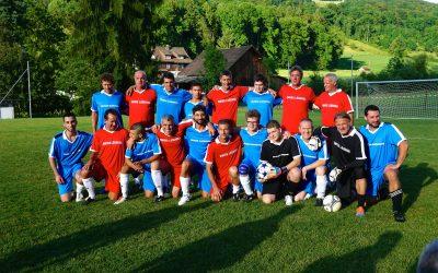 Fussballfest in Albisbrunn