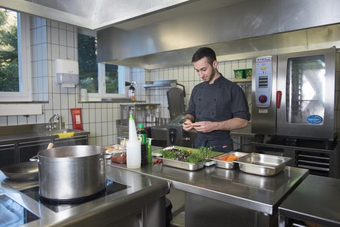Zentrale Dienste Küche Foto