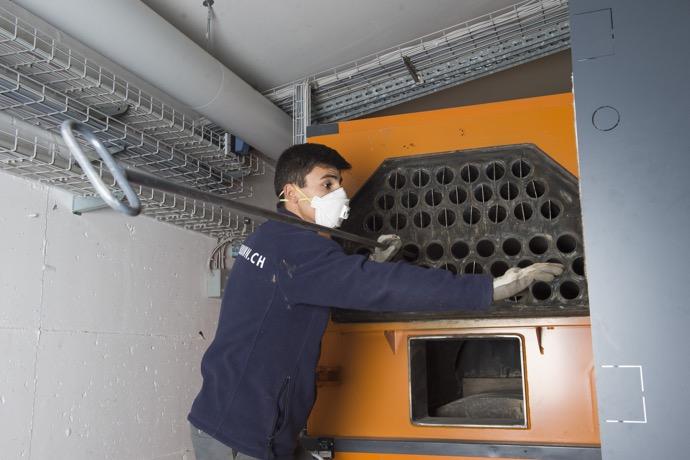 Zentrale Dienste Technischer Dienst Foto