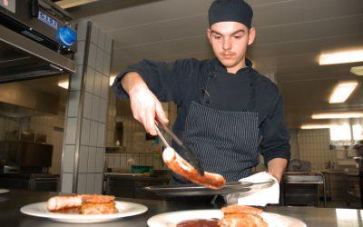 Die Lehre als Koch in Albisbrunn