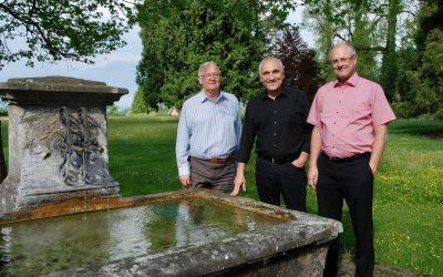 Wechsel im Stiftungsratspräsidium von Albisbrunn