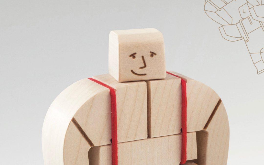 «Housi dr Schwinger» – Spielzeug und Accessoire in einem