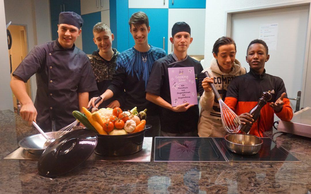 Cooking Star – Ein Kochbuch von Jugendlichen für Jugendliche