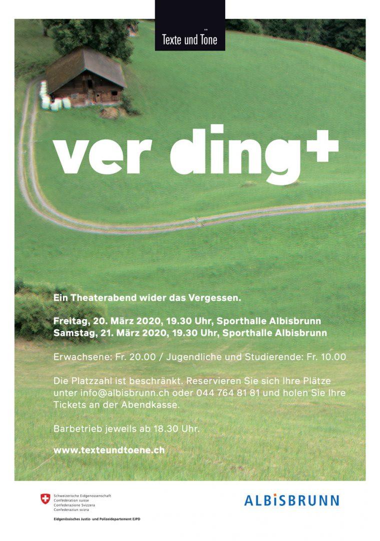 Flyer von Ver-Ding